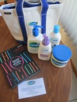 Cetaphil Kindness Collection rcvd 11/24/2013